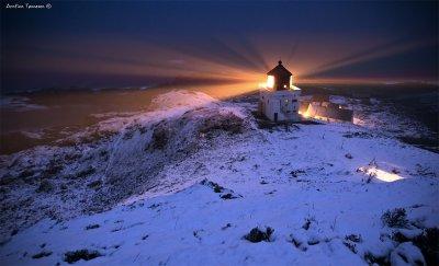 Runde light house