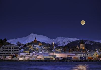 Vinter i Ålesund
